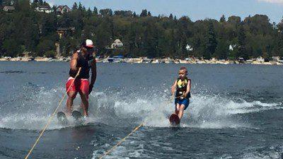 McKenzie Water Ski School