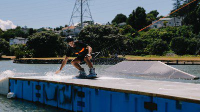 Wakeboarding, Waterskiing, and Cable Wake Parks in Auckland: AWP Wakepark