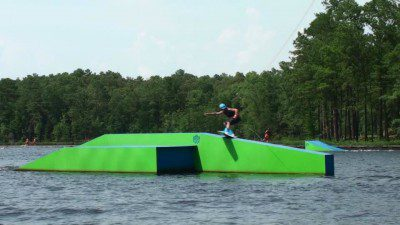 Wake Zone Cable Park