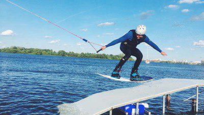 WakeScout listings in Belarus: River Park Wake Park