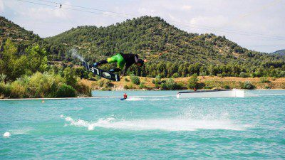 WakeScout listings in France: TNX Cable Park