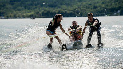 WakeScout listings in Quebec: Camp Massawippi