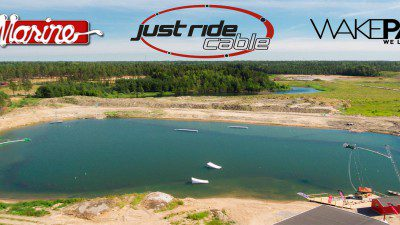 Wakeboarding, Waterskiing, and Cable Wake Parks in Grödinge: Just Ride Cable