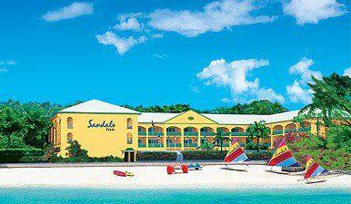 Sandals Carlyle Inn