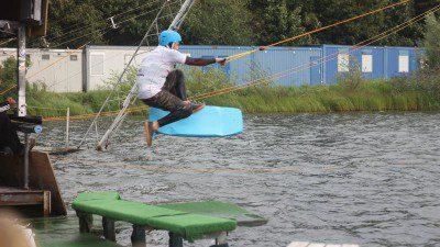 Wasserski and Wakeboardlift Hohenweiden