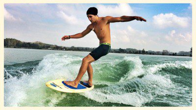 Wakeboarding, Waterskiing, and Cable Wake Parks in Naklo: Wake1