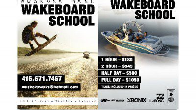 Water Sport Schools in Ontario: Muskoka Watersports