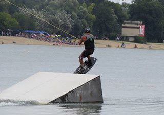 Wakeboarding, Waterskiing, and Cable Wake Parks in Ada: Aquaski Group