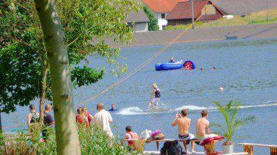 Wasserskianlage Seepark Kirchheim