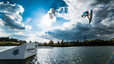 Wakeboarding, Waterskiing, and Cable Wake Parks in Owinska: WakeSpot