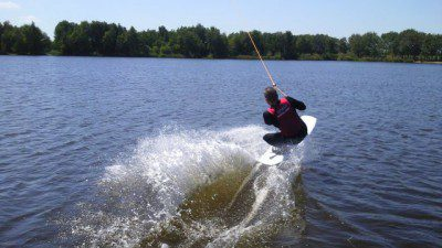 Wakeboarding, Waterskiing, and Cable Wake Parks in Sevenum: Seven-Twenty Cablepark Sevenum