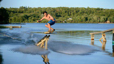 Water Sport Schools in Ontario: Dockside Wake
