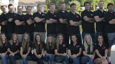 Chico State University Waterski Team