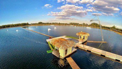 Wakeboarding, Waterskiing, and Cable Wake Parks in Miami: Miami Watersports Complex
