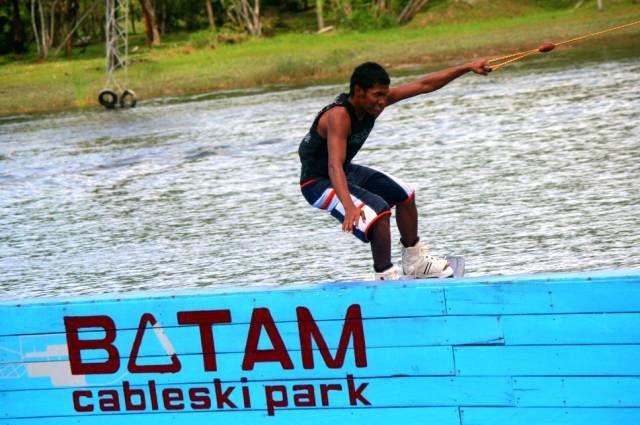 Batam Cableski Park