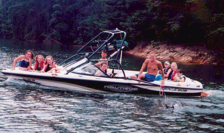 Lake Lanier Water Ski Camp