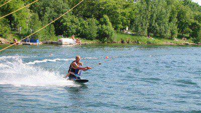 Wakeboard & Wasserskilift Leipzig/Kulkwitzer See