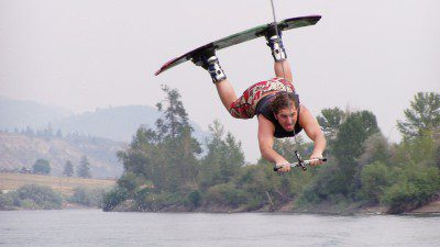WakeScout listings in British Columbia: Big Air Wakeboard School