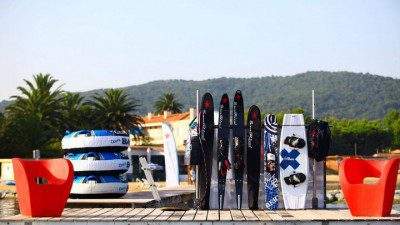 WakeScout listings in France: Saint-Tropez Water Ski