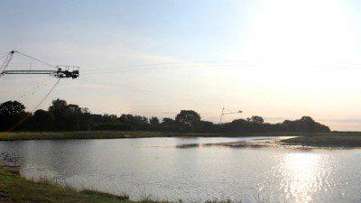 Wasserski and Wakeboardpark Damp
