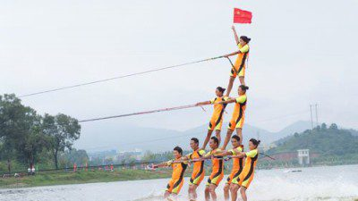 WakeScout listings in China: Songshan Lake OPIZ Waterskiing Club