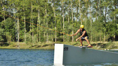 WakeScout listings in France: Exo Cable Park / Tencin