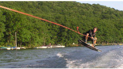 Water Sport Schools WakeScout listings: Greg Rouse Water Sports Center
