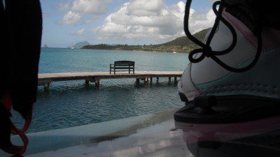 Wakeboarding, Waterskiing, and Cable Wake Parks in Saint Anne: Club Med / Buccaneer's Creek