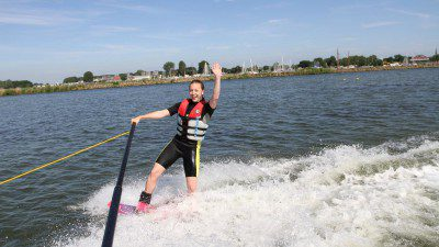 Wakeboarding, Waterskiing, and Cable Wake Parks in Enkhuizen: De Ven Waterski and Wakeboard