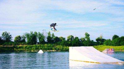 WakeScout listings in Lombardy: Wake Paradise Cable Park
