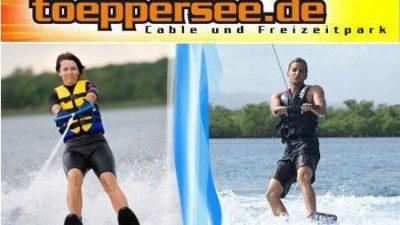 Wasserski und Freizeitanlage Toeppersee