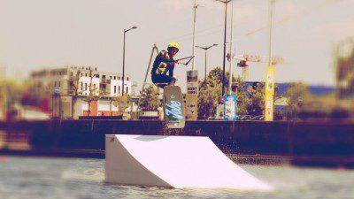 LH wake park des Docks Vauban