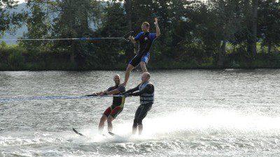 Wasserski Team- W.Watzz