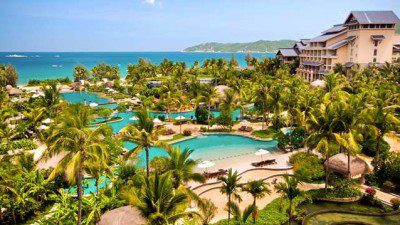 WakeScout listings in China: Hilton Sanya Resort & Spa