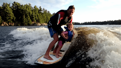 Water Sport Schools in Ontario: Surf Adrenalin