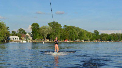 Wakeboarding, Waterskiing, and Cable Wake Parks in Fremont: Gordy Bubolz Wakeboard Camp