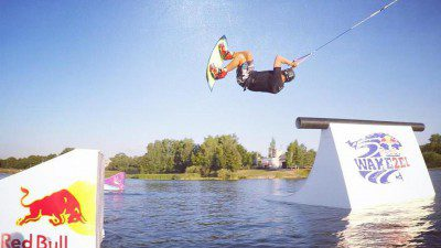 Wakeboarding, Waterskiing, and Cable Wake Parks in Vilnius: WakeWay