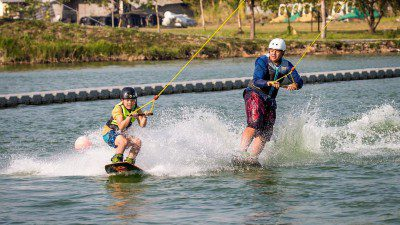Thai Wake Park Pattaya