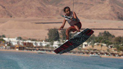 Wakeboarding, Waterskiing, and Cable Wake Parks in Dahab: Franco Wakeboard School
