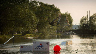 Wakeboarding, Waterskiing, and Cable Wake Parks in Vasteras: Vasteras Cable Park