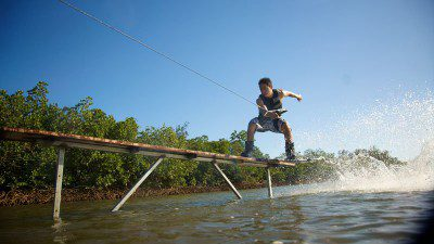 Wakeboarding, Waterskiing, and Cable Wake Parks in Noumea: X'm Sports