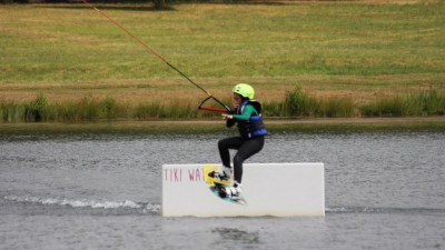 WakeScout listings in France: Tiki Wake Park