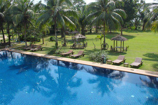 Dok Krai Lakeside Resort