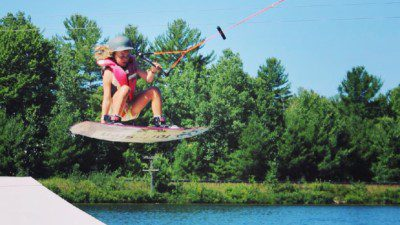 Cable Wake Parks in Ontario: Wake Hui