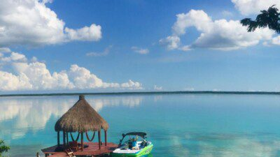 Water Sport Charters in Mexico: Bacalar Boat & Board