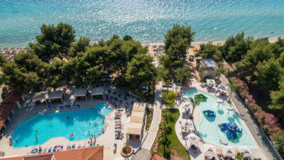 WakeScout listings in Greece: Portes Beach Hotel