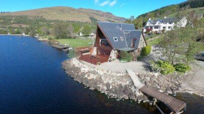Wakeboarding, Waterskiing, and Cable Wake Parks in Lochearnhead: The Boathouse