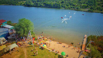 Wakeboarding, Waterskiing, and Cable Wake Parks in Bratushkovo: Wakeboard Alternative