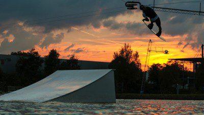 Wakeboard & Wasserski Anlage Berlin Großbeeren