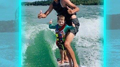 Surf Starters – Wakesurfing and eFoiling on Walloon Lake